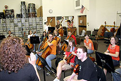 middle school orchestra sm