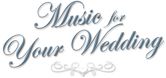 music for wedding graphic
